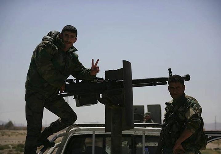 Anh: Quan Syria dai thang o Homs, chiem mo khi dot Arak-Hinh-3