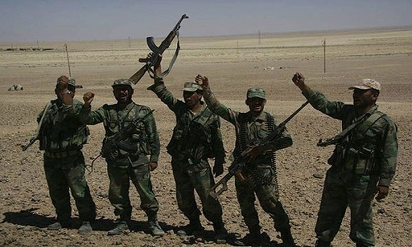 Anh: Quan Syria dai thang o Homs, chiem mo khi dot Arak-Hinh-4