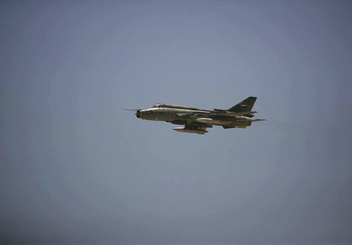 Anh: Quan Syria dai thang o Homs, chiem mo khi dot Arak-Hinh-7