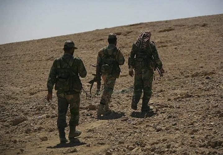 Anh: Quan Syria dai thang o Homs, chiem mo khi dot Arak-Hinh-9