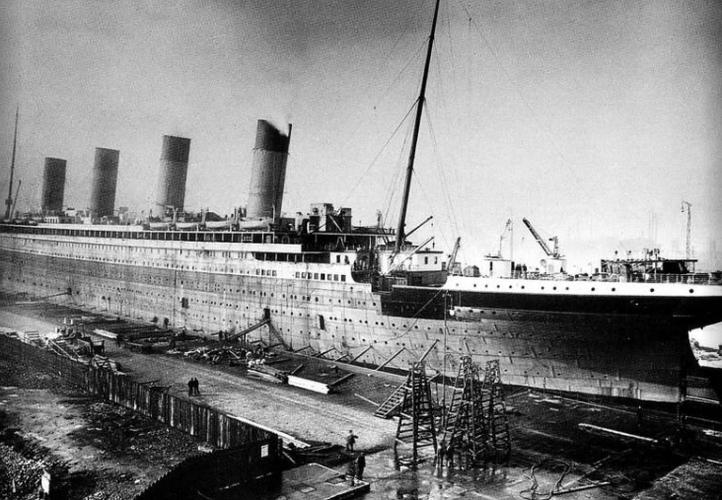 Loat anh hiem ve tham hoa chim tau Titanic-Hinh-2