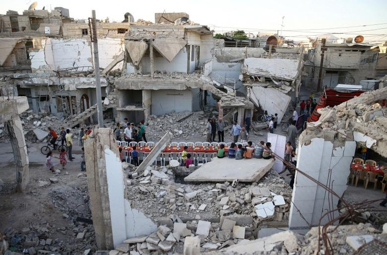 Can canh bua an cua nguoi dan Syria-Iraq trong thang Ramadan-Hinh-4