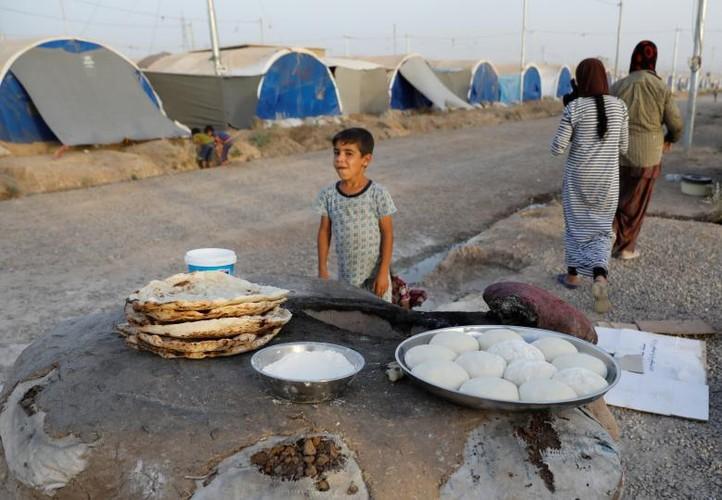 Can canh bua an cua nguoi dan Syria-Iraq trong thang Ramadan-Hinh-6