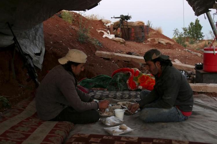 Can canh bua an cua nguoi dan Syria-Iraq trong thang Ramadan-Hinh-7