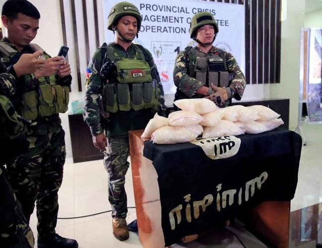 Anh: Quan doi Philippines tan cong khung bo o Marawi-Hinh-6