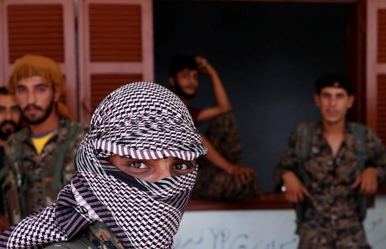 Toan canh nguoi Kurd trong chien dich giai phong Raqqa-Hinh-2