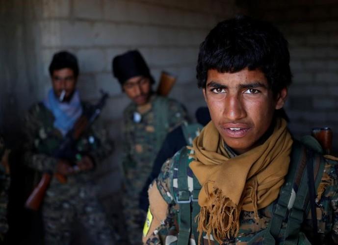 Toan canh nguoi Kurd trong chien dich giai phong Raqqa-Hinh-3