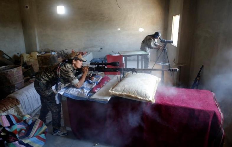 Toan canh nguoi Kurd trong chien dich giai phong Raqqa-Hinh-4