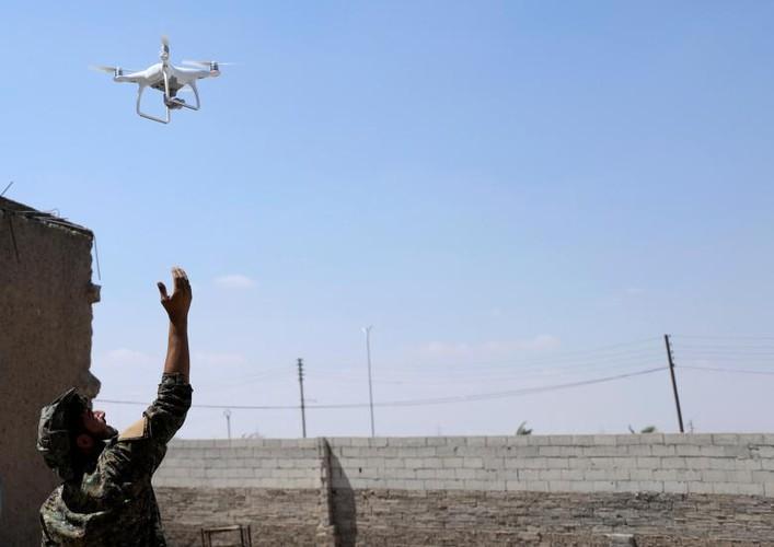 Toan canh nguoi Kurd trong chien dich giai phong Raqqa-Hinh-6