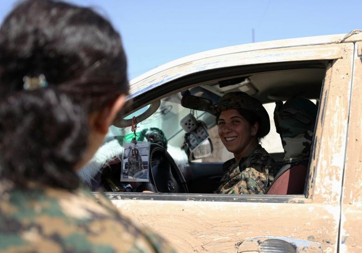 Toan canh nguoi Kurd trong chien dich giai phong Raqqa-Hinh-7