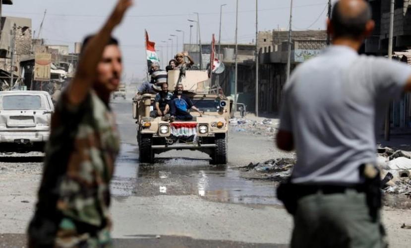 Anh: Giao tranh du doi, dan Iraq keo nhau roi Thanh co Mosul