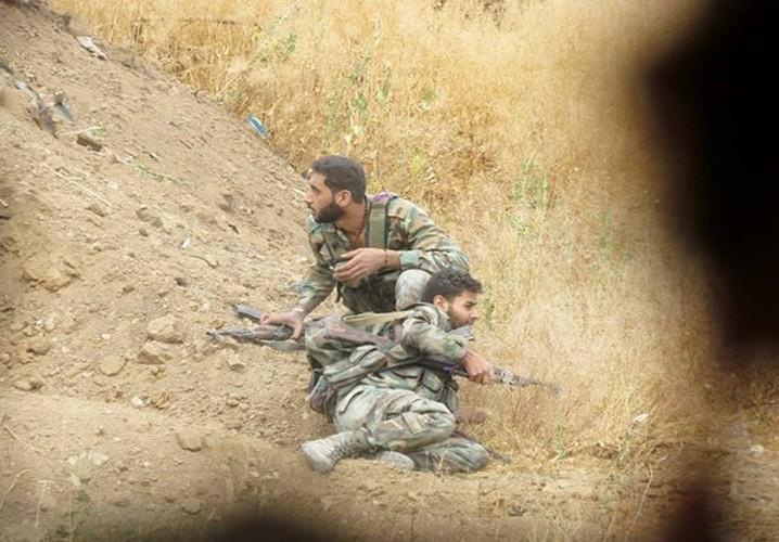 Anh: Quan doi Syria giai phong loat khu vuc o Damascus-Hinh-11