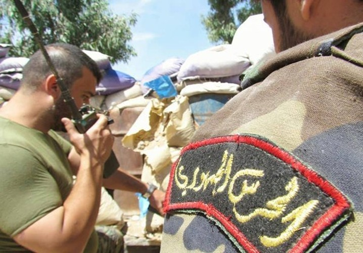 Anh: Quan doi Syria giai phong loat khu vuc o Damascus-Hinh-2