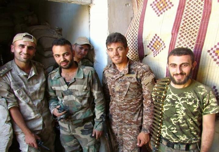 Anh: Quan doi Syria giai phong loat khu vuc o Damascus-Hinh-5
