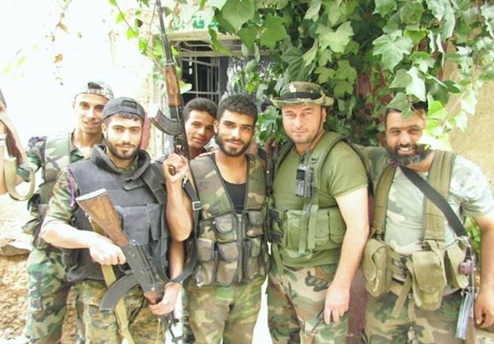 Anh: Quan doi Syria giai phong loat khu vuc o Damascus-Hinh-8