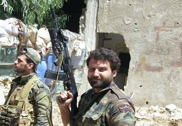 Anh: Quan doi Syria giai phong loat khu vuc o Damascus