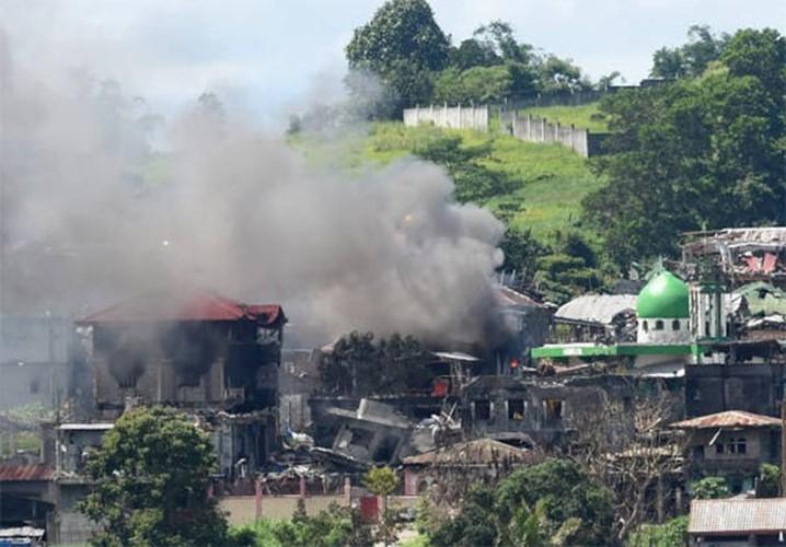 Anh cap nhat chien su ac liet tiep dien tai Marawi-Hinh-2