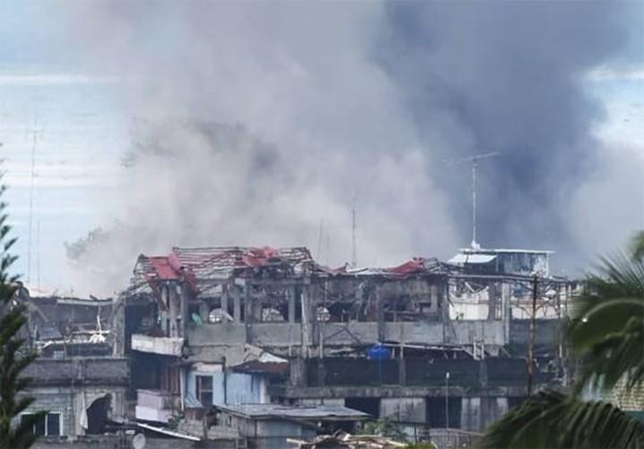 Anh cap nhat chien su ac liet tiep dien tai Marawi-Hinh-5