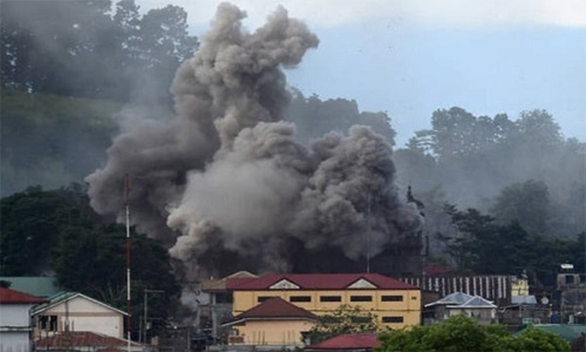Anh cap nhat chien su ac liet tiep dien tai Marawi-Hinh-7