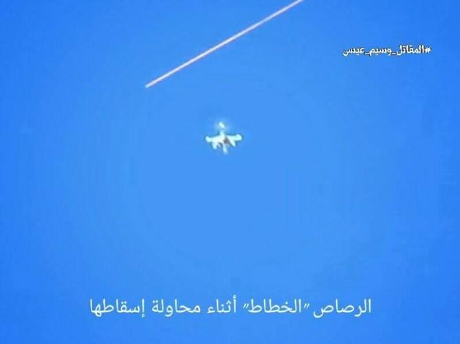Anh: Quan doi Syria ban ha UAV cua khung bo than al-Qaeda-Hinh-2