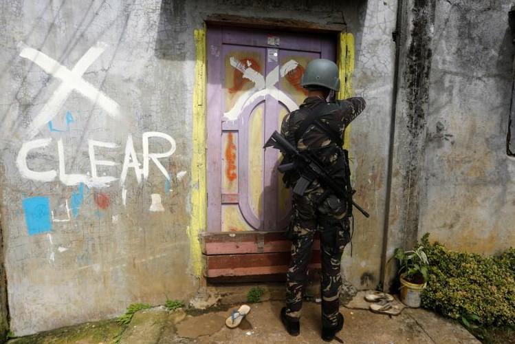 Toan canh chien su ac liet chua hoi ket o Marawi