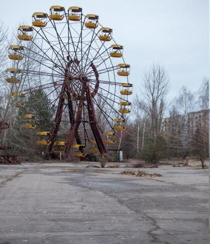 Kinh ngac thi tran Pripyat truoc va sau tham hoa Chernobyl-Hinh-12