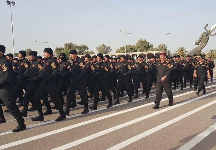 Anh: Iraq dieu binh ram ro mung chien thang lich su truoc IS-Hinh-2