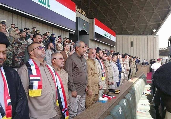 Anh: Iraq dieu binh ram ro mung chien thang lich su truoc IS-Hinh-3
