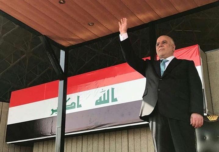 Anh: Iraq dieu binh ram ro mung chien thang lich su truoc IS-Hinh-4