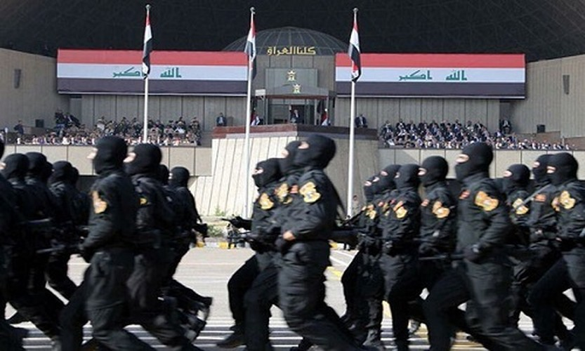Anh: Iraq dieu binh ram ro mung chien thang lich su truoc IS-Hinh-5
