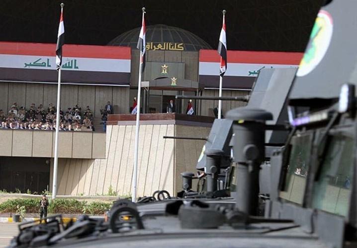 Anh: Iraq dieu binh ram ro mung chien thang lich su truoc IS-Hinh-6