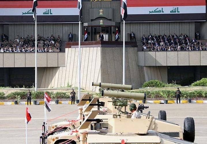 Anh: Iraq dieu binh ram ro mung chien thang lich su truoc IS-Hinh-7