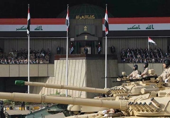 Anh: Iraq dieu binh ram ro mung chien thang lich su truoc IS-Hinh-8