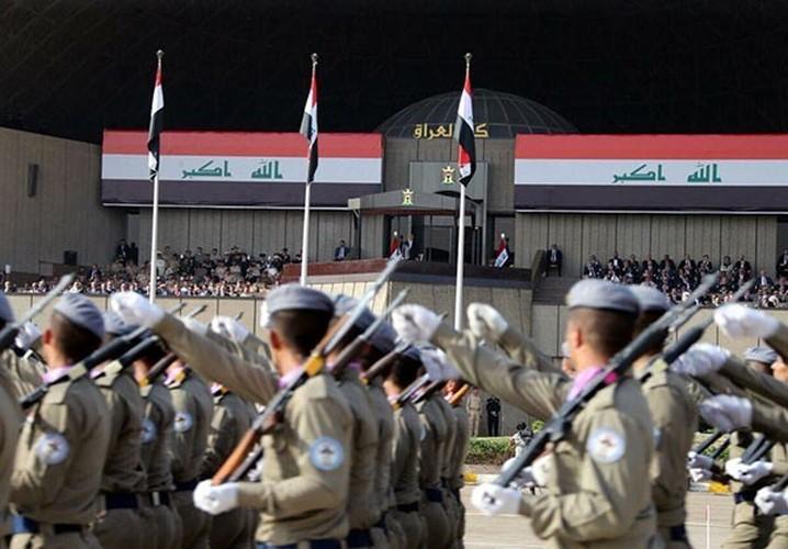 Anh: Iraq dieu binh ram ro mung chien thang lich su truoc IS