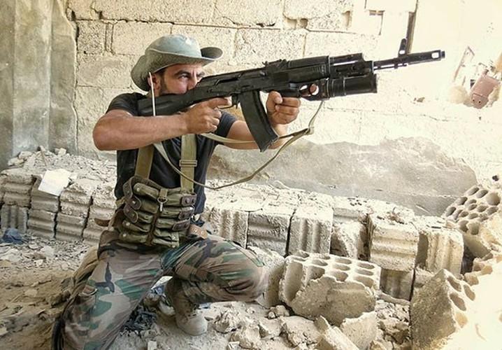 Anh moi nhat quan doi Syria thang lon o Dong Damascus-Hinh-4