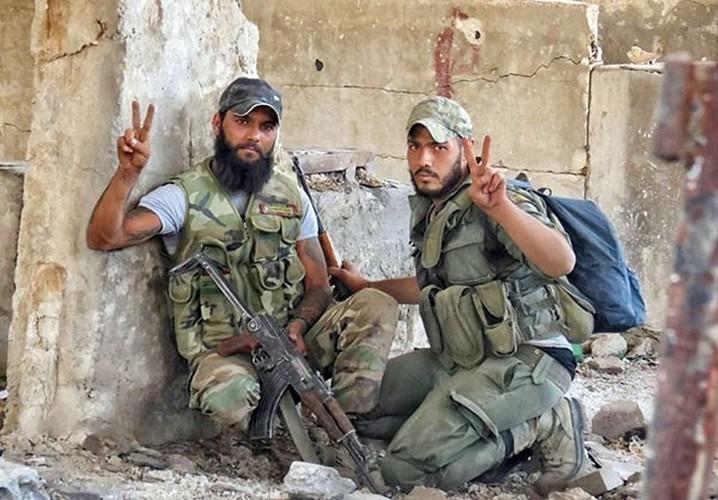 Anh moi nhat quan doi Syria thang lon o Dong Damascus-Hinh-7
