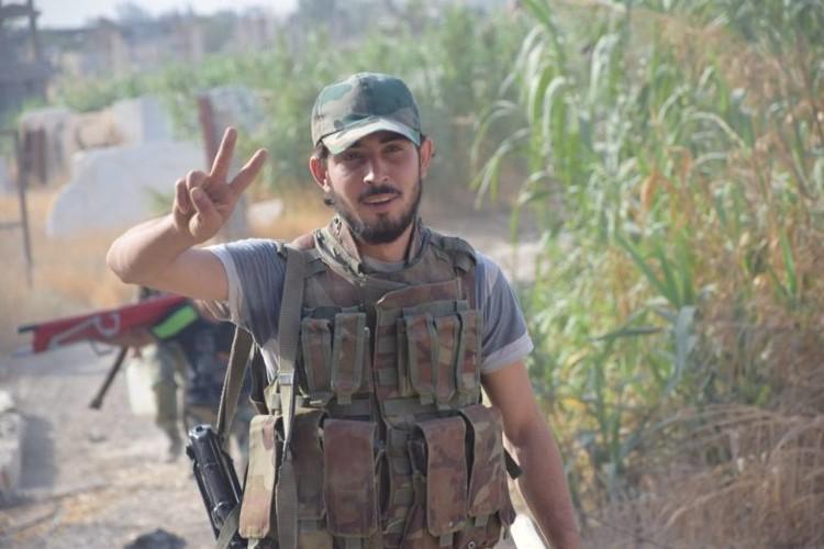 Anh: Dai thang, quan Syria hung huc khi the chien dau o Damascus-Hinh-10