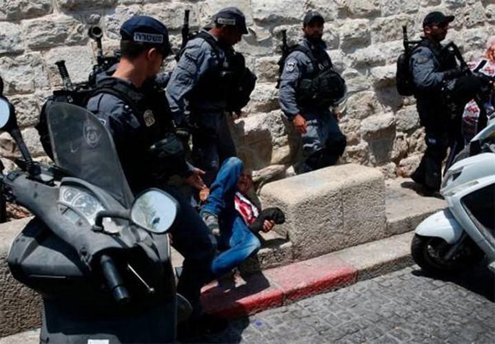Dung do du doi Palestine-Israel bung phat o Dong Jerusalem-Hinh-4