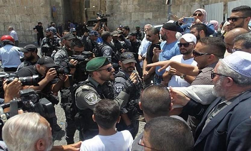 Dung do du doi Palestine-Israel bung phat o Dong Jerusalem-Hinh-6