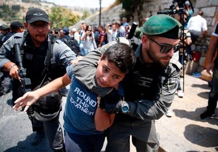Dung do du doi Palestine-Israel bung phat o Dong Jerusalem