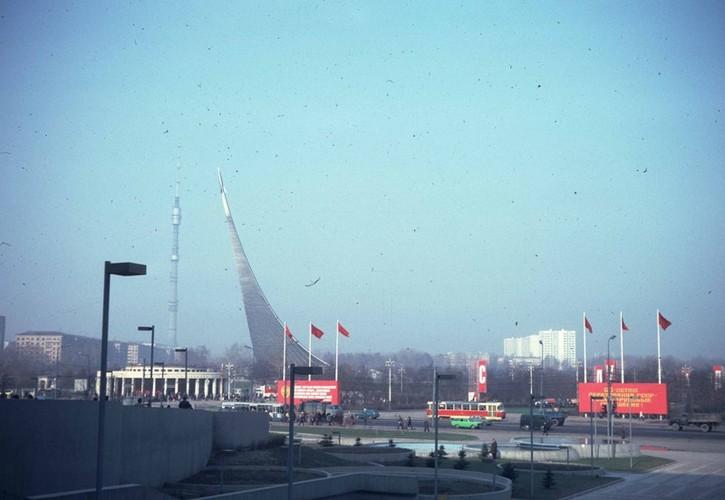 Kham pha cuoc song o thu do Moscow nam 1982