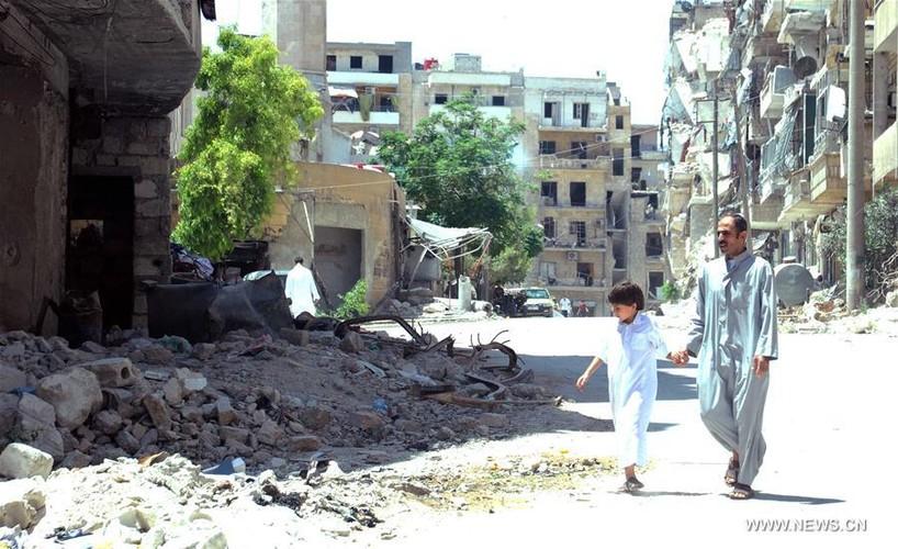 Sung so cuoc song moi o Dong Aleppo sau giai phong-Hinh-8