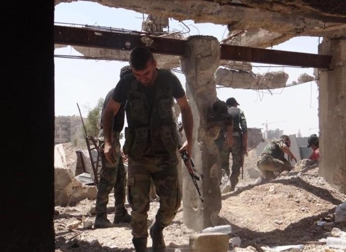 Anh nong hoi quan doi Syria dai thang o Dong Damascus-Hinh-11