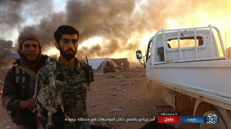 Anh: Phien quan IS tan sat dan quan Iraq o tinh Anbar-Hinh-7