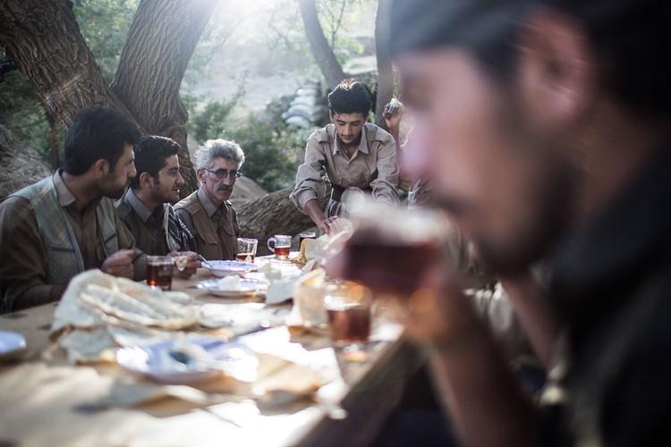 Cang thang bien gioi Iraq-Iran qua anh-Hinh-6