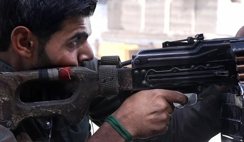 Anh: Phien quan IS khang cu ac liet nguoi Kurd o Raqqa-Hinh-12