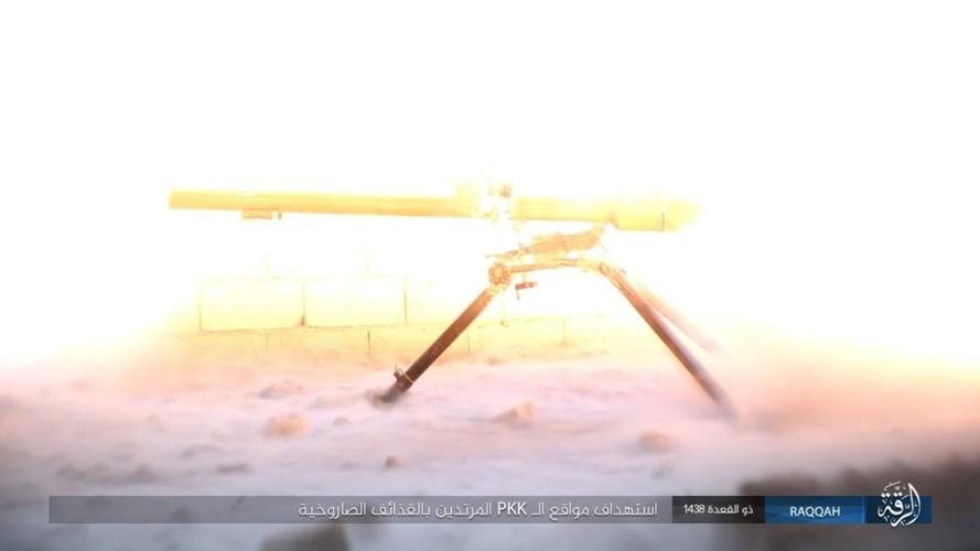 Anh: Phien quan IS khang cu ac liet nguoi Kurd o Raqqa-Hinh-6