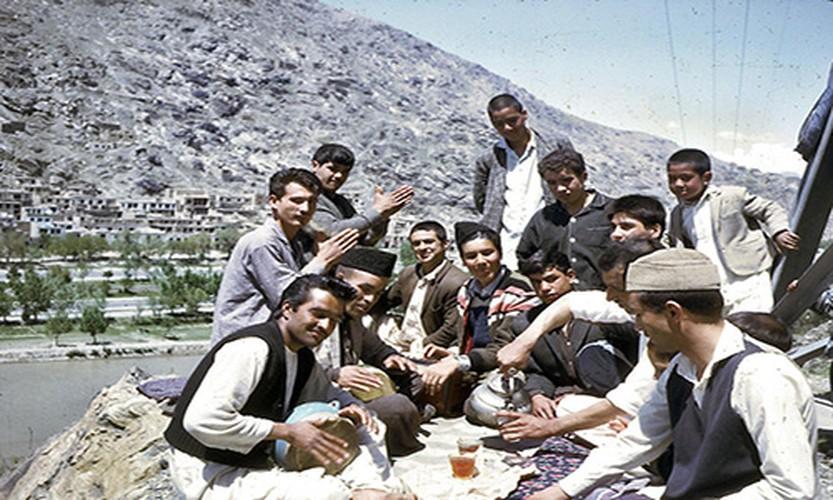 Bat ngo cuoc song o Afghanistan thap nien 1960
