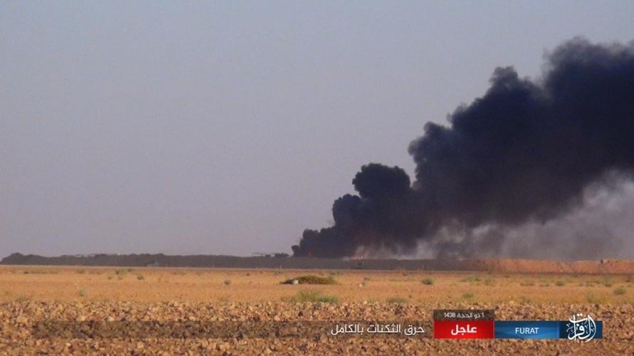 Anh: Phien quan IS phan cong du doi o mien nam Syria-Hinh-11