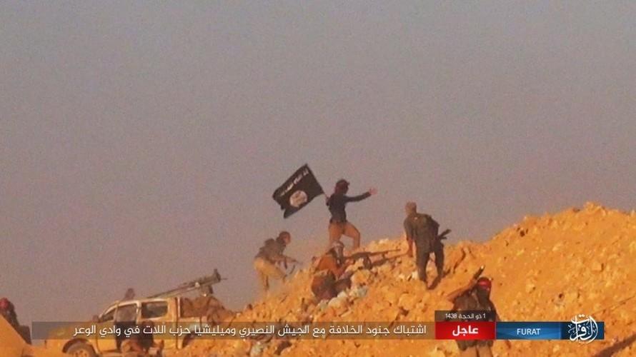 Anh: Phien quan IS phan cong du doi o mien nam Syria-Hinh-13